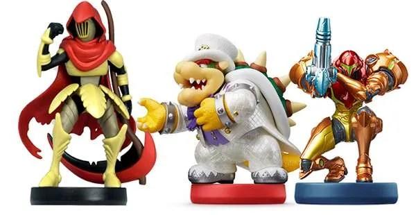 amiibo characters