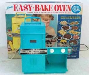 easy bake oven 1970s