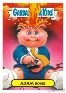Garbage Pail Kids Exclusive