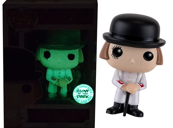Funko Pop Alex Clockwork Orange