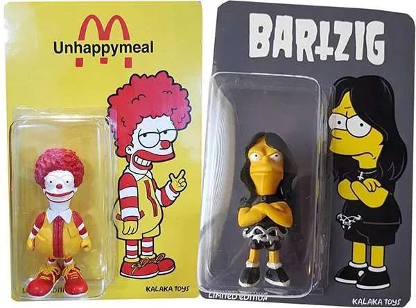kalaka toys Bart Danzig