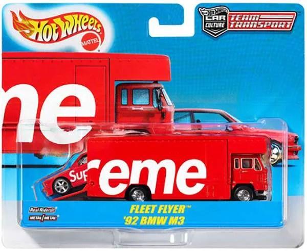 hot wheels supreme bmw