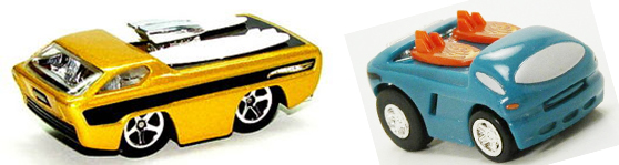 Hot Wheels Tooned Deora