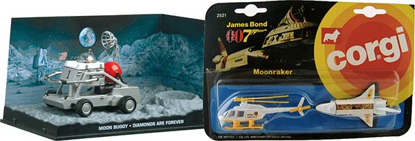 james bond moonraker