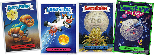 garbage pail kids moon