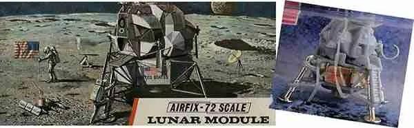 airfix lunar module