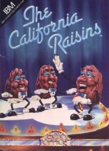 california raisins video game