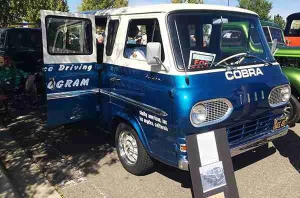 Hot Wheels Legends Tour Econoline Pickup