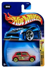 hot wheels clown car