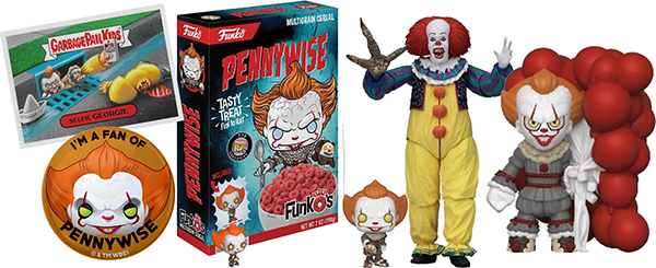 pennywise collectibles
