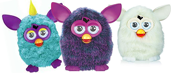 furby second generation