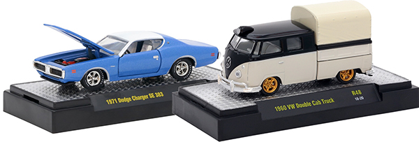 M2 Machines charger vw transporter