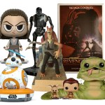 Rise of the Return of the Attack of 11 Star Wars Collectibles from 11 Episodes