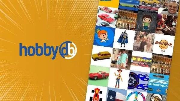 hobbyDB Crowdfunding