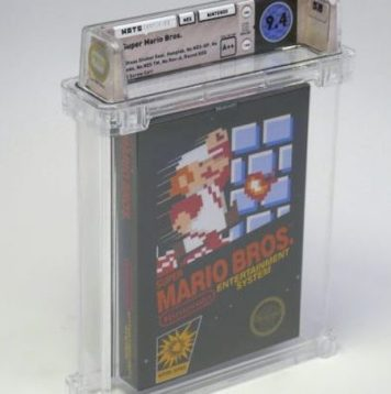 super mario bros cartridge 2
