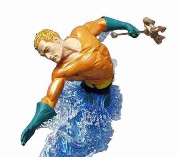 Tim Bruckner Aquaman