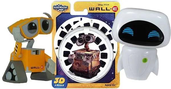 wall-e eve toys