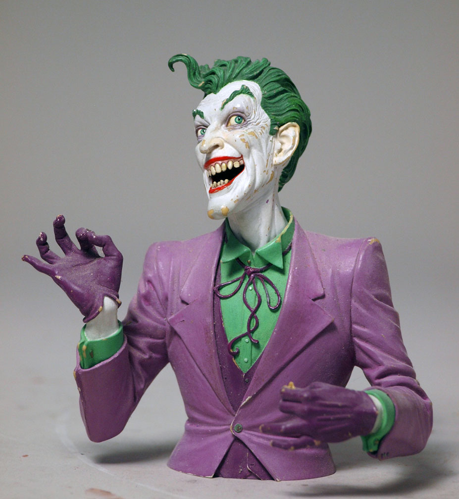 Joker Mini Bust (Paint Master)