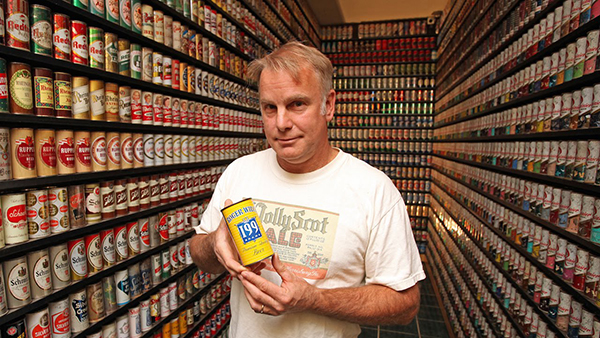 world's largest beer can collection