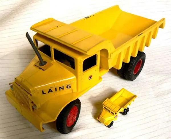 Major Scale Quarry Truck
