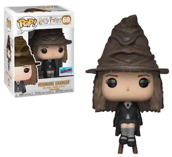hermione sorting hat pop