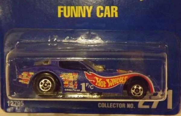 hot wheels funny car 271