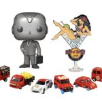 Newly Added This Week to the hobbyDB Database…Funko, Tomica and More!