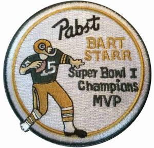 Super Bowl Patches