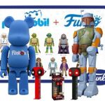 Funko's History of Co-Branding with PEZ, ReAction and Other Popular Franchises
