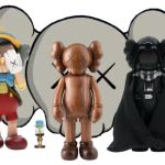 Top-10 Tuesday: The Top-10 Most Valuable KAWS Figures