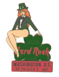 Hard Rock Cafe Pins
