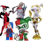 Top-10 Most Valuable Harley Quinn Collectibles on hobbyDB