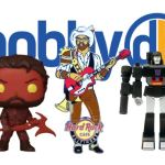 Newly Added to hobbyDB – Transformers, FunkoWeen and Vintage Star Wars