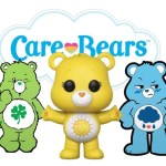 Top-10 Most-Valuable Care Bear Collectibles on hobbyDB
