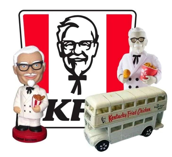 Kentucky Fried Chicken Colonel Sanders