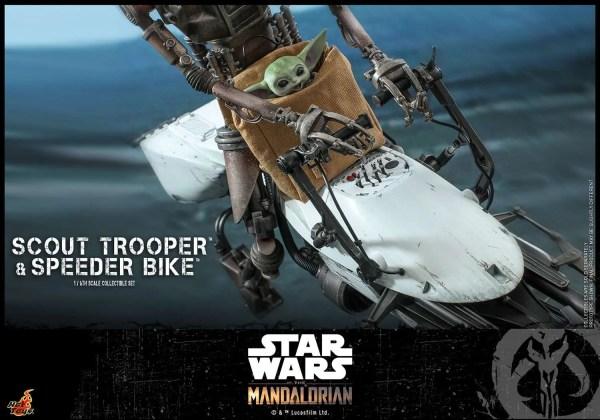 Star Wars The Mandalorian Hot Toys