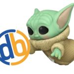 Top-10 Most-Valuable Grogu Collectibles found on hobbyDB