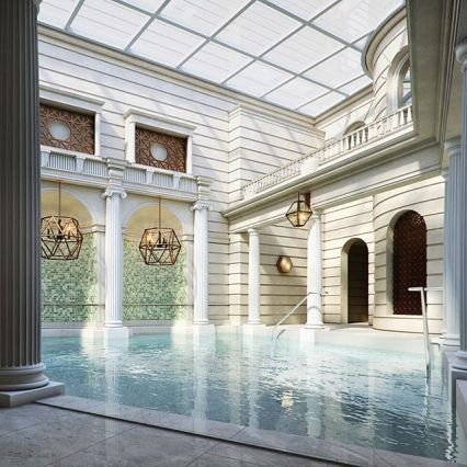 Spa Destinations: Bath