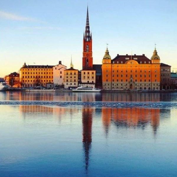 European Cities: Stockholm