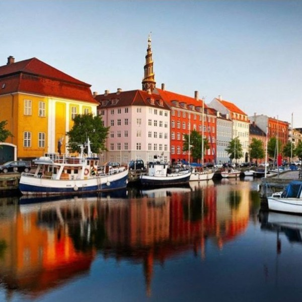 European Cities: Copenhagen