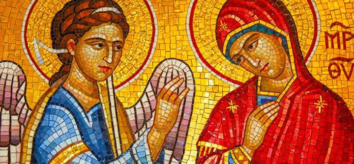 2 lovely prayers the feast of the annunciation holy heroes