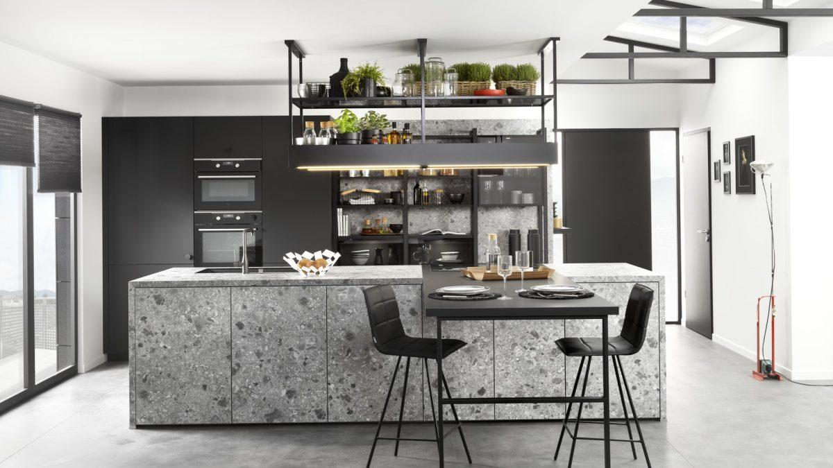 3 conseils pour une cuisine avec ilot