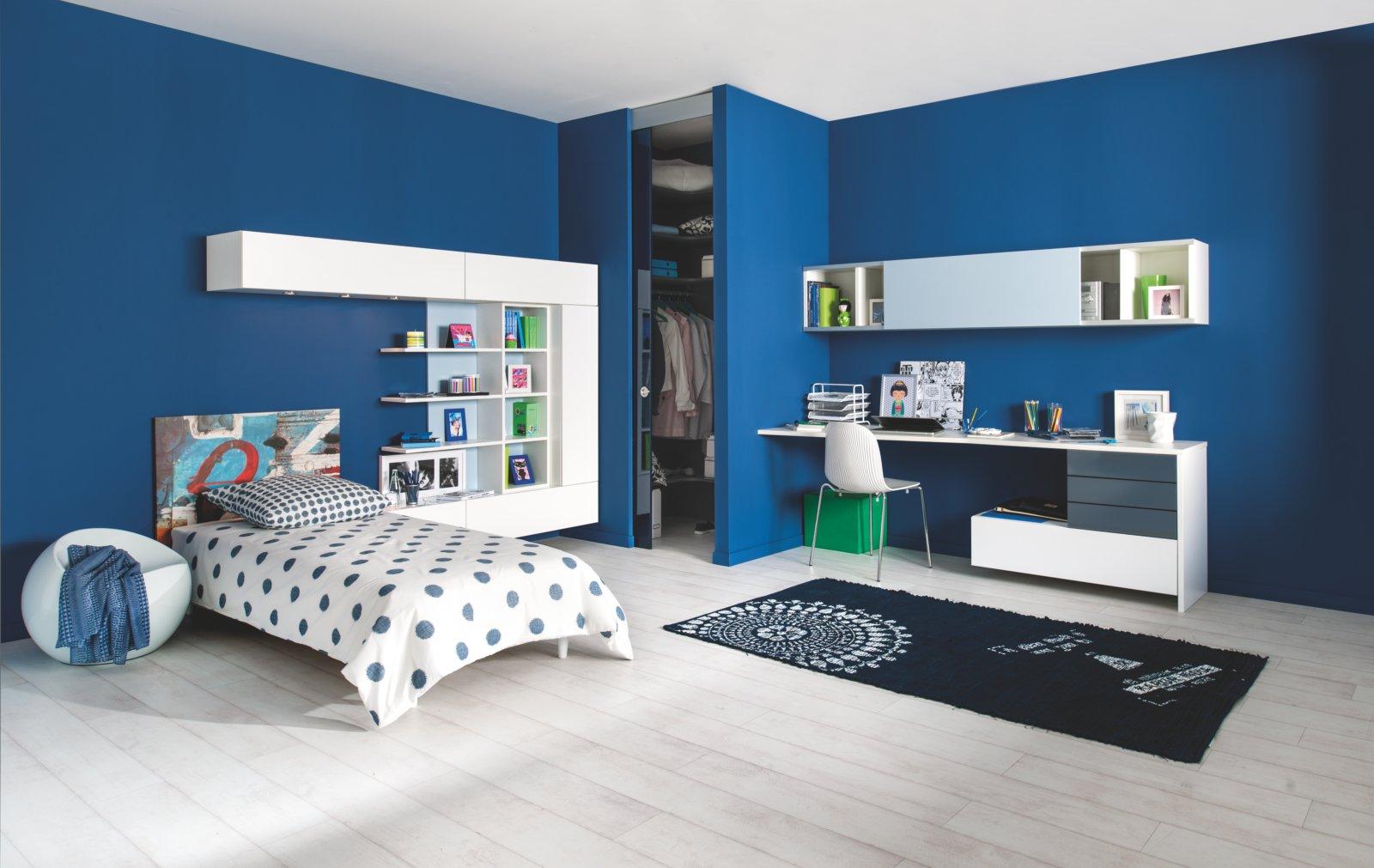 quelle nuance de bleu pour vos murs