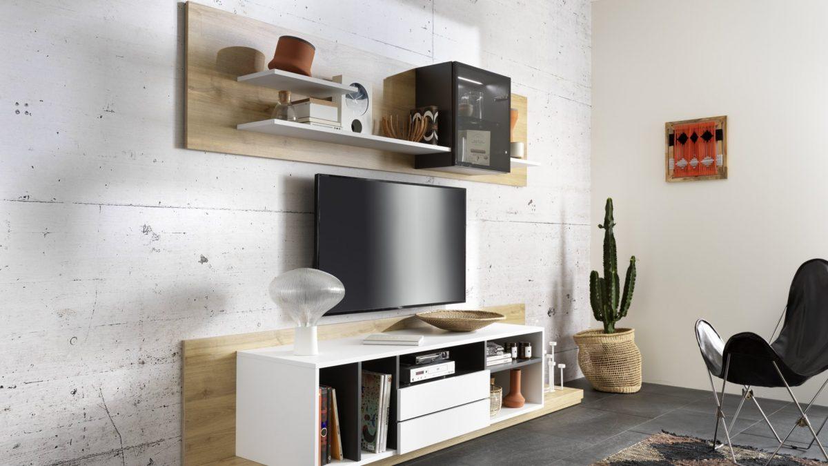 meuble tv choisir entre style nature