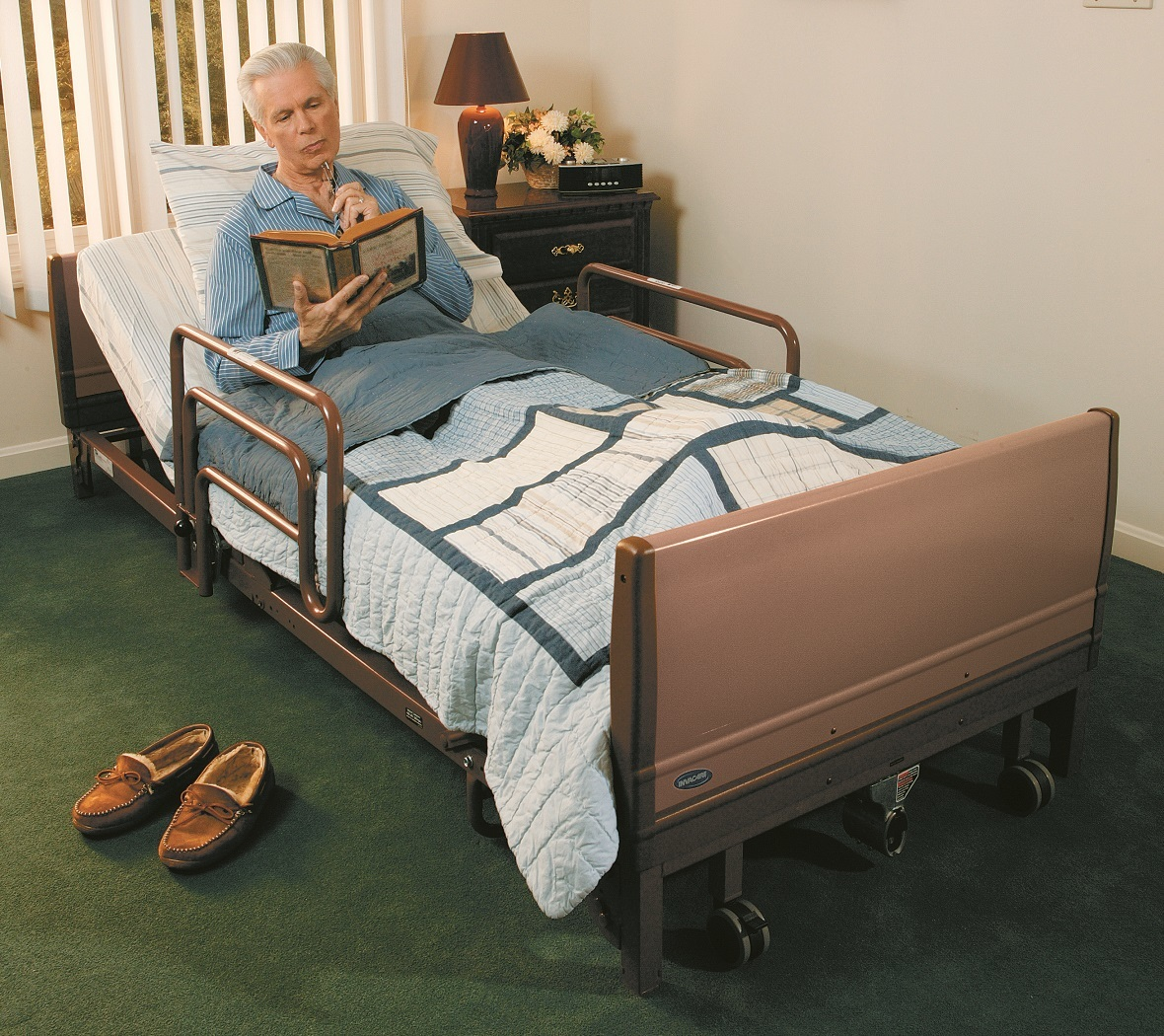 Hospital Bed Types Which Is Best For Bedridden Seniors And Disabled