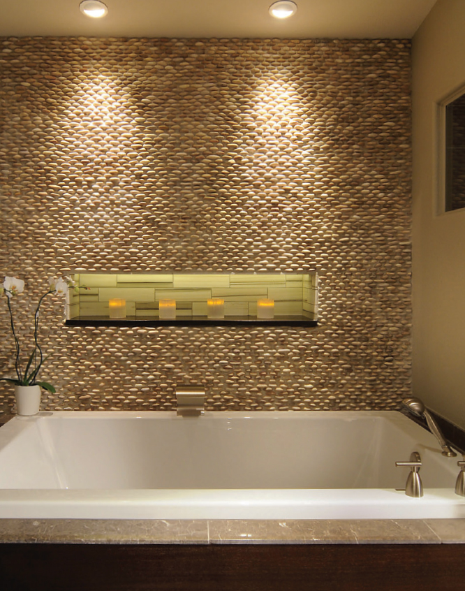 Exotic Beauty Contemporary Tile From Island Stone Style Design Innovation