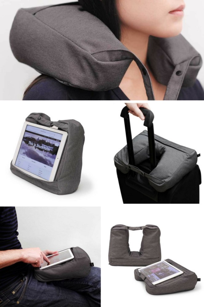 Bosign 2-in-1 Travel TabletPillow