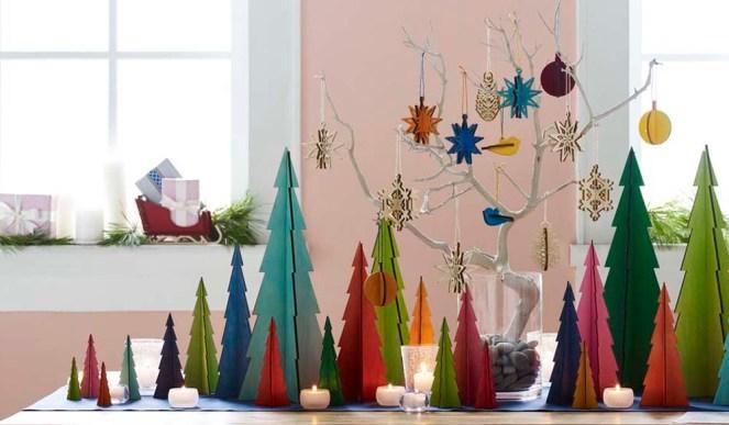 Alternative Christmas Tree DI Festive