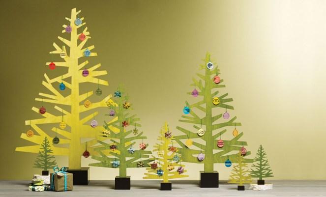 Alternative Christmas Trees DI Alpine