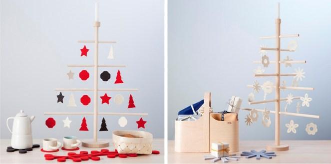 Alternative Christmas Tree Verso